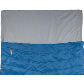Grüezi-Bag Biopod Wolle Almhütte Sovepose, blå